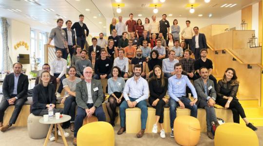 La famille s'agrandit avec 13 nouvelles startups accompagnées par le Hub !